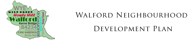 Walford Neighbourhood Development Plan